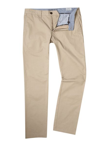 Howick Casual chino slim fit