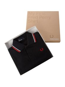 Fred Perry My First Fred Perry Polo Gift Box