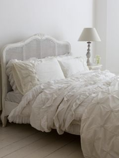 Shabby Chic Primrose double bedstead