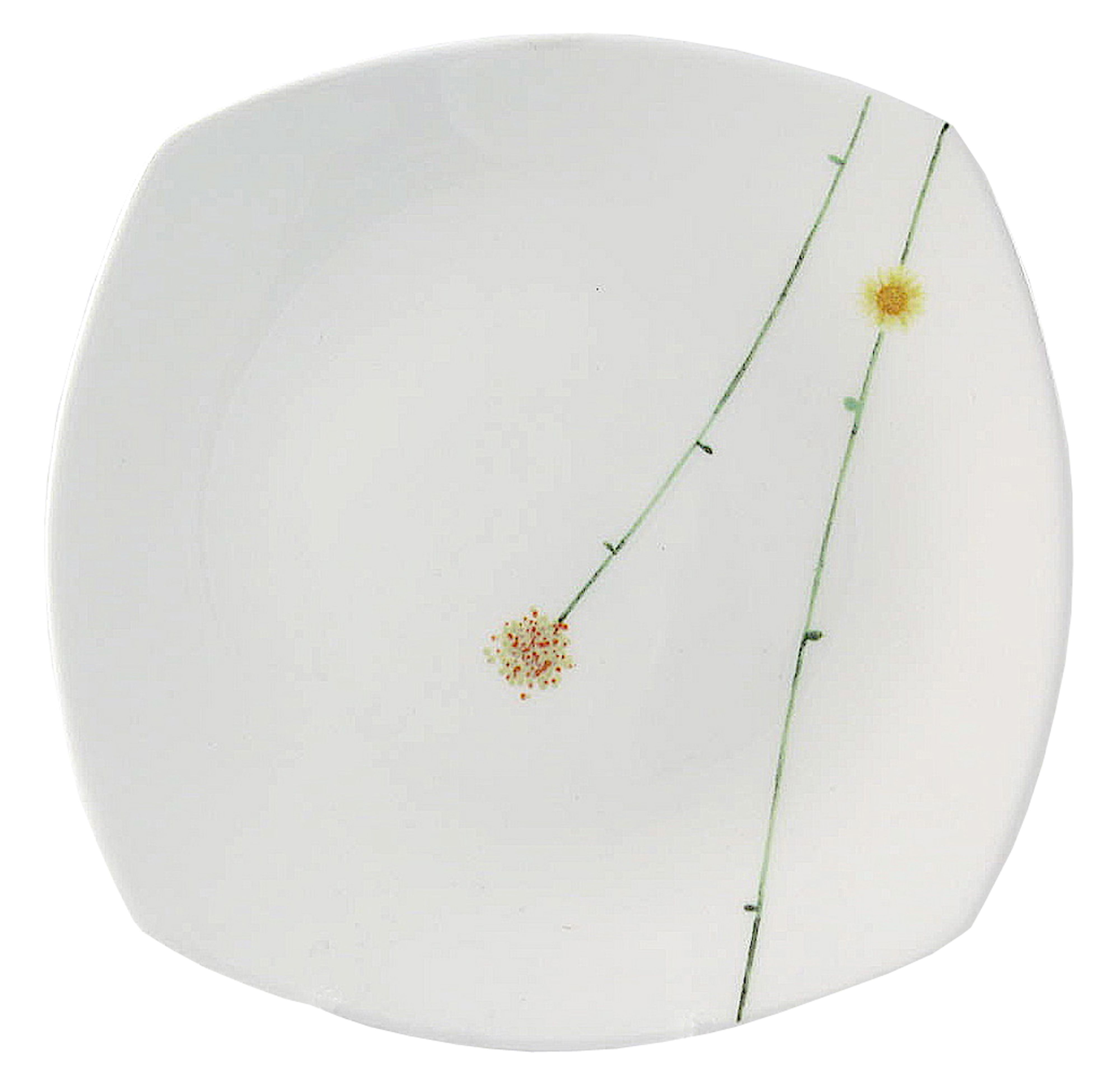 Daisy chain side plate
