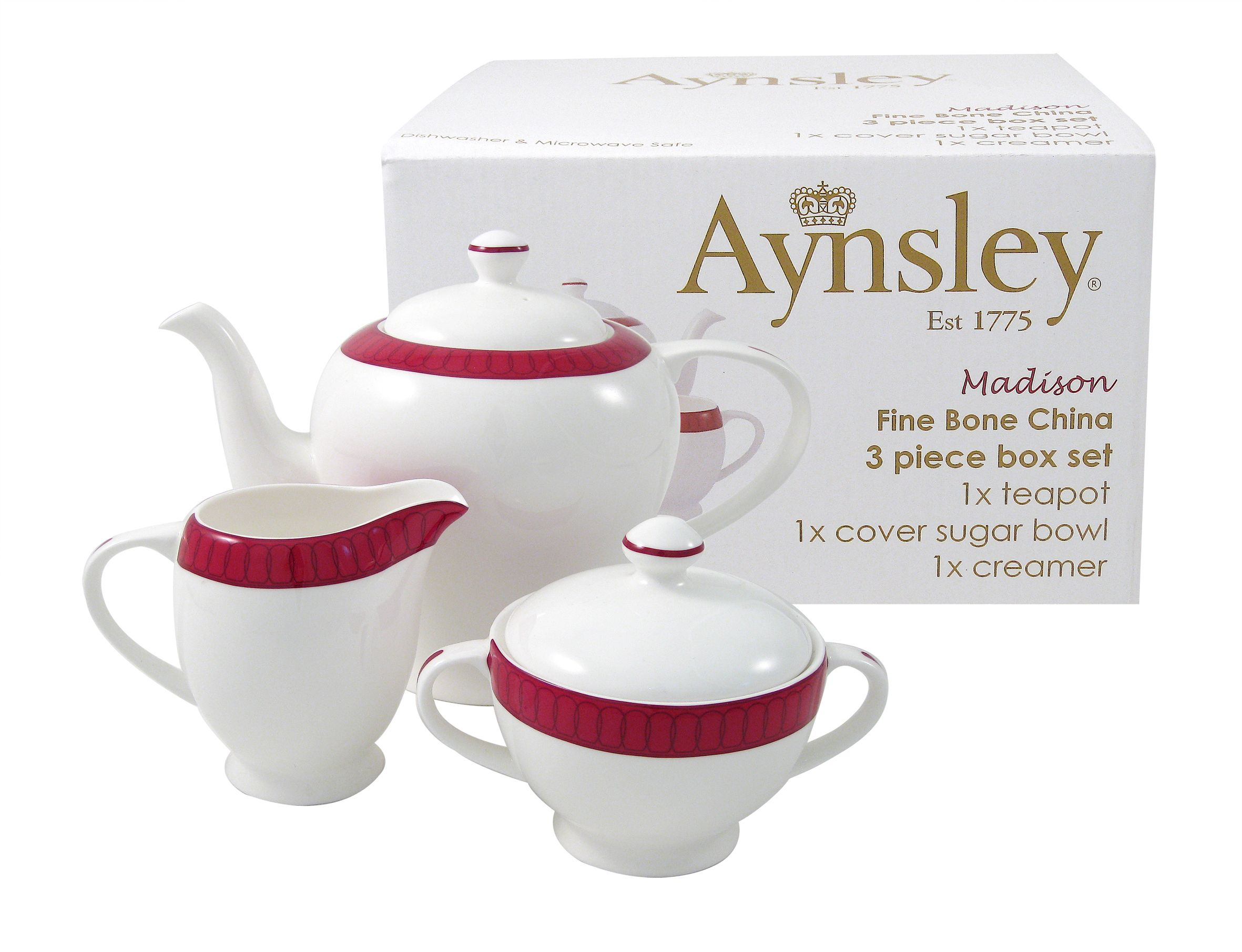 Aynsley Aynsley Madison beverage set