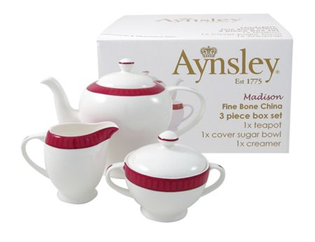 Aynsley Madison beverage set