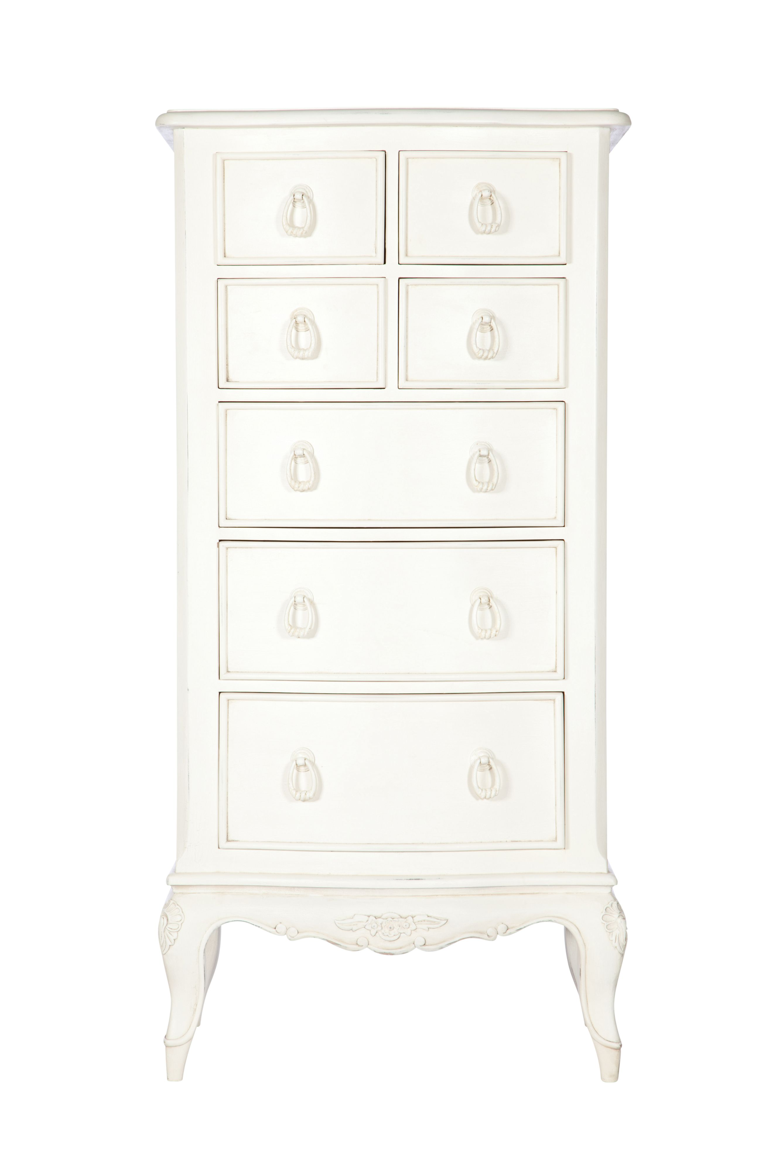 Primrose 3+4 chest of drawers