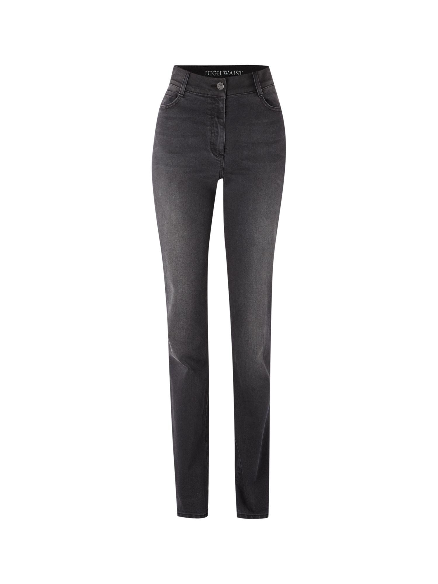 The High Waist Skinny Jean