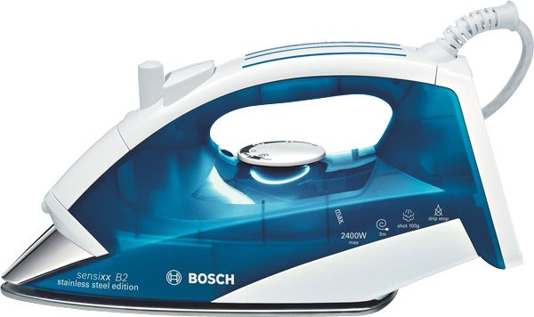 Stainless Steel Edition Steam Iron TDA3605GB