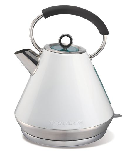 Morphy Richards Elipta White Kettle 43951