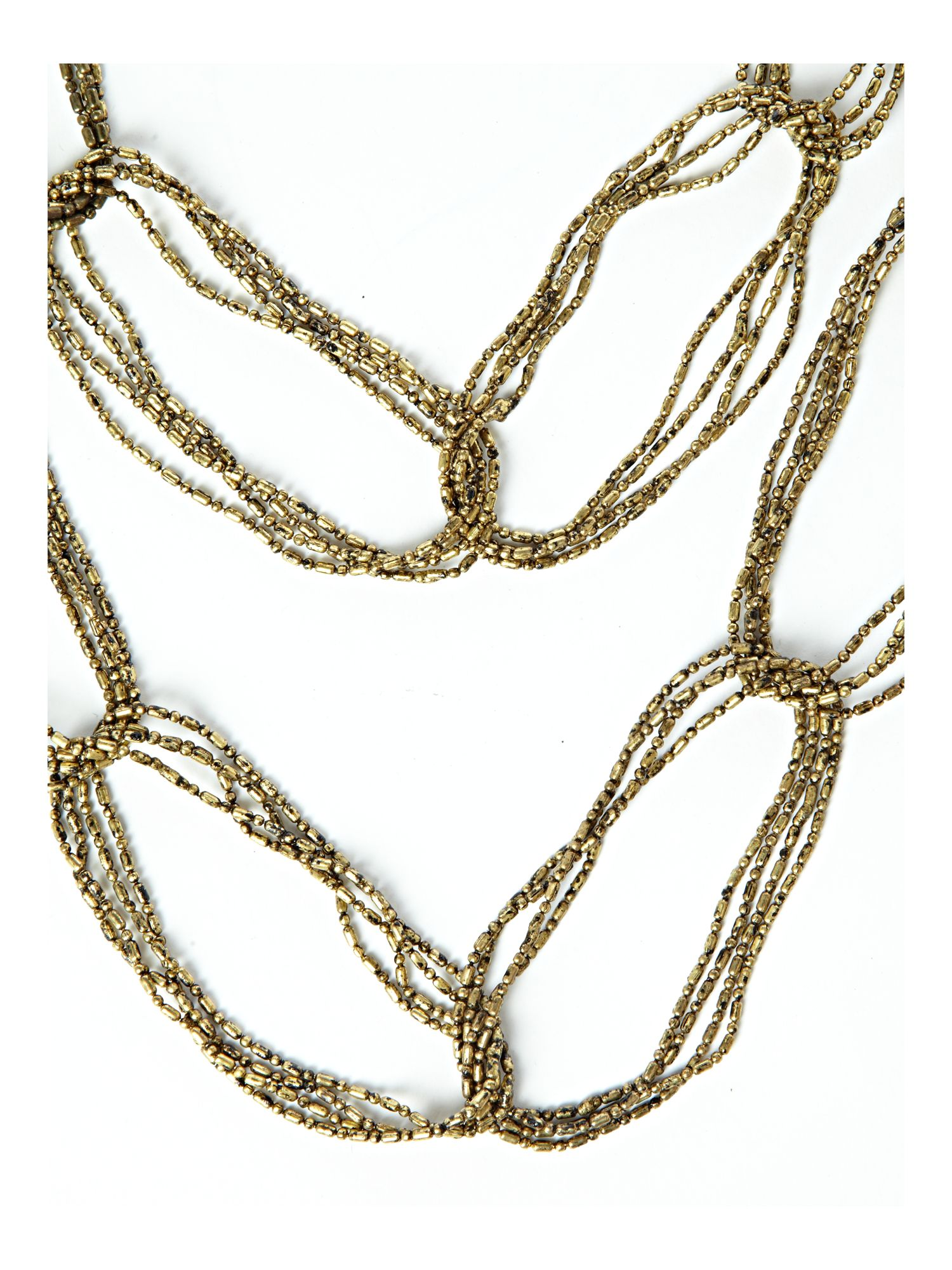 Day Birger Et Mikkelsen Day pretty chain necklace, Gold