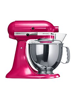 KitchenAid Artisan 4.8L Stand Mixer, Raspberry Ice