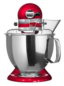 Artisan 4.8L stand mixer, Candy Apple
