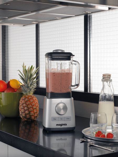 Magimix Le Blender Satin with Mill 11615