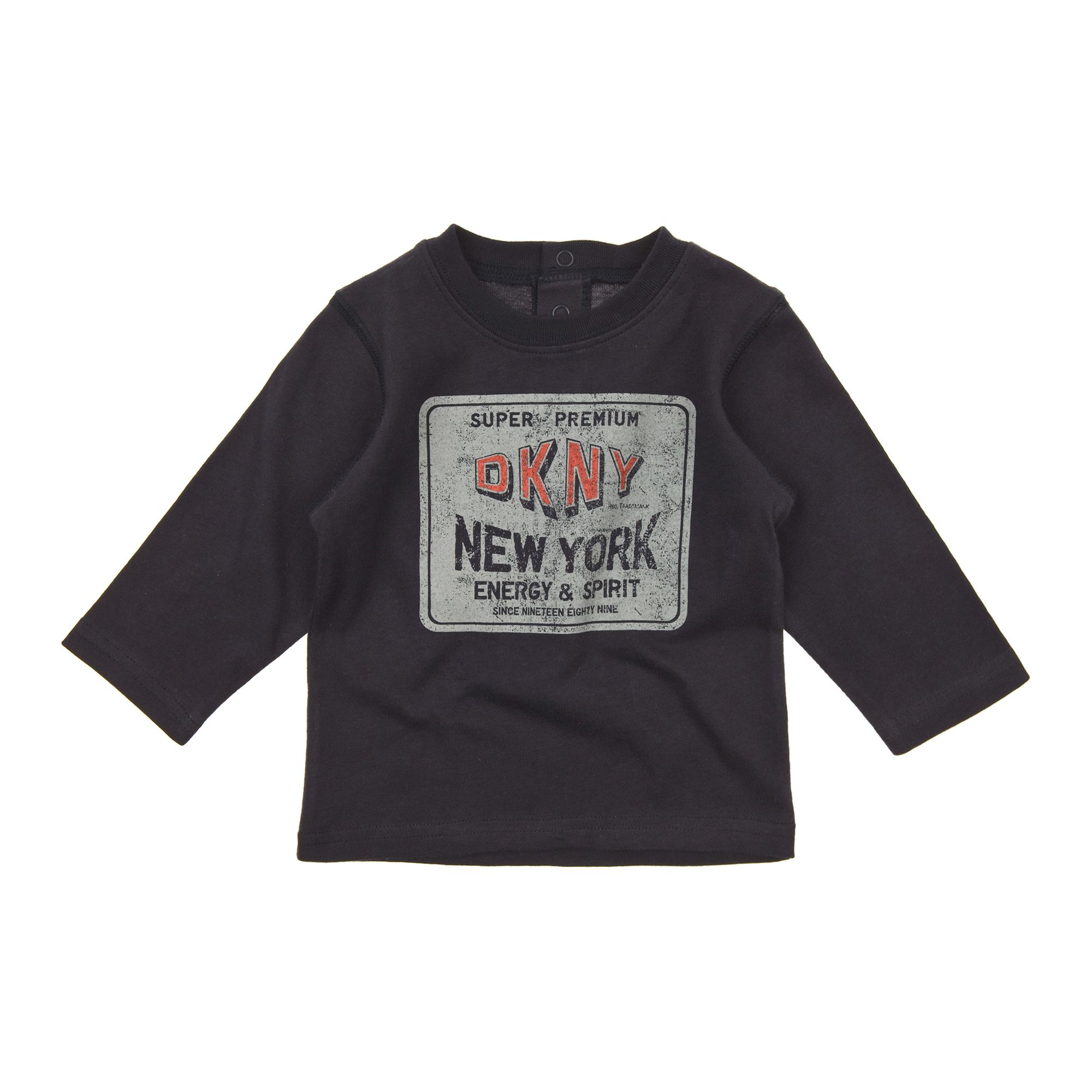 DKNY Childrens DKNY Long sleeved T-Shirt, Blue product image