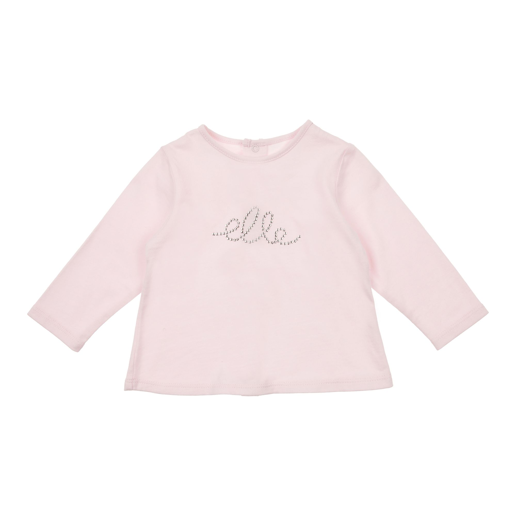 Elle Childrens Elle Long sleeved t-shirt, Pink product image