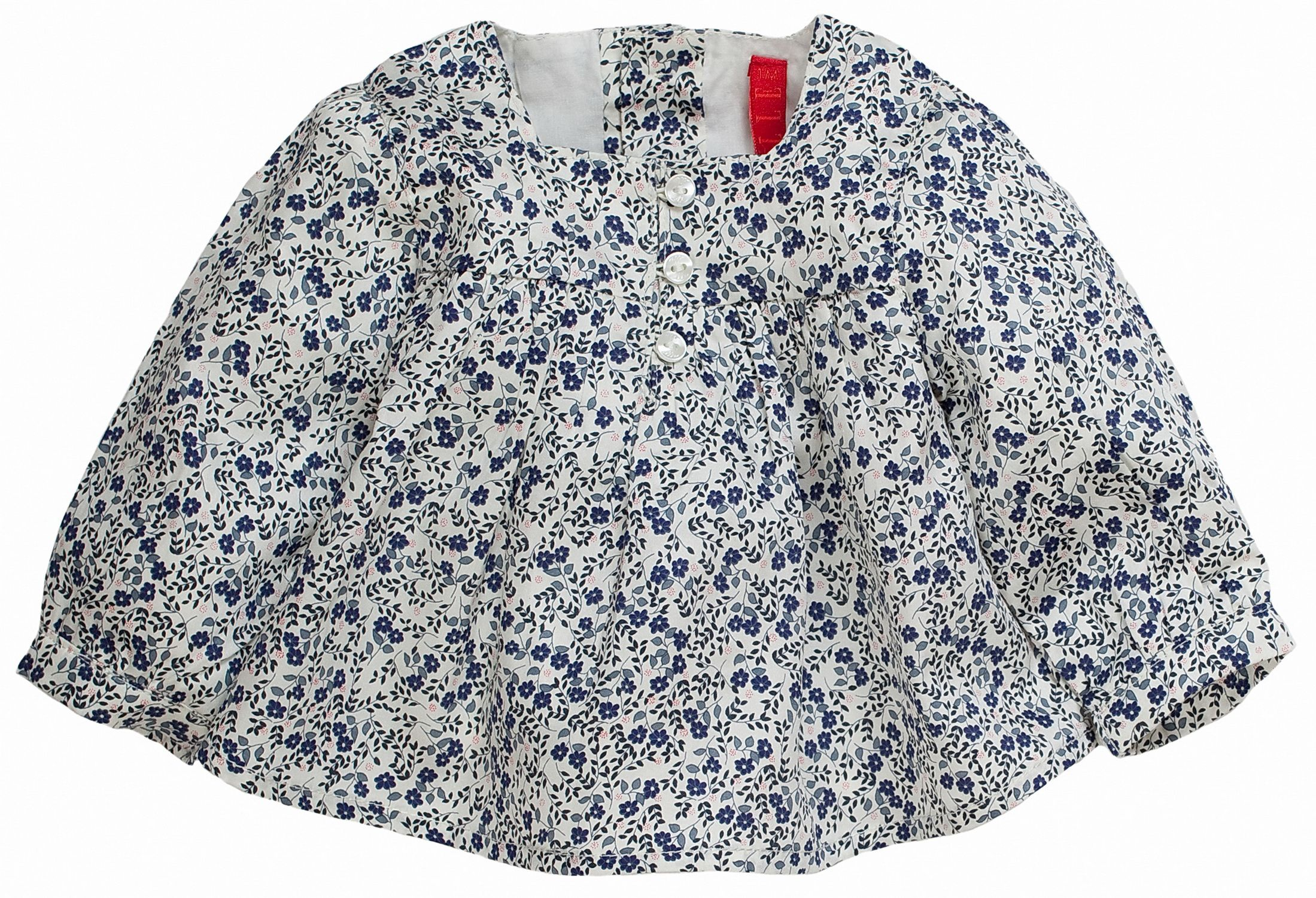 Elle Childrens Elle Long sleeved blouse, White product image