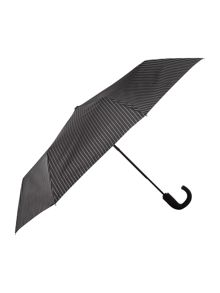 Pinstripe umbrella
