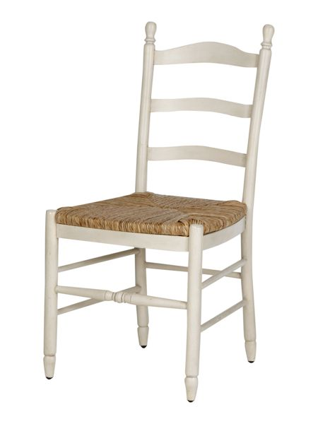 Shabby Chic Addison dining chair pair