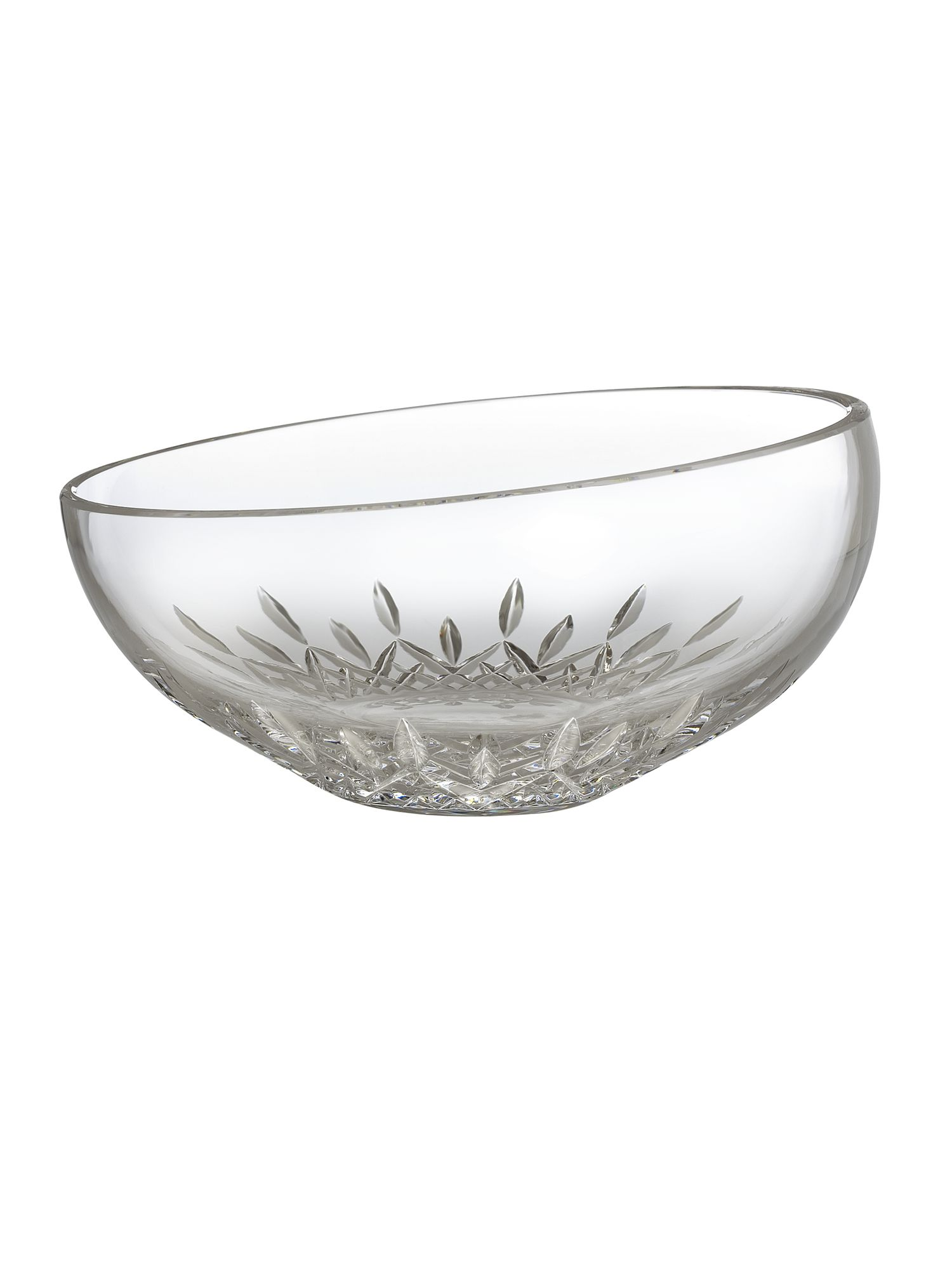 Lismore essence 23cm angular bowl