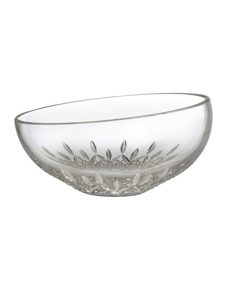 Waterford Lismore essence 23cm angular bowl