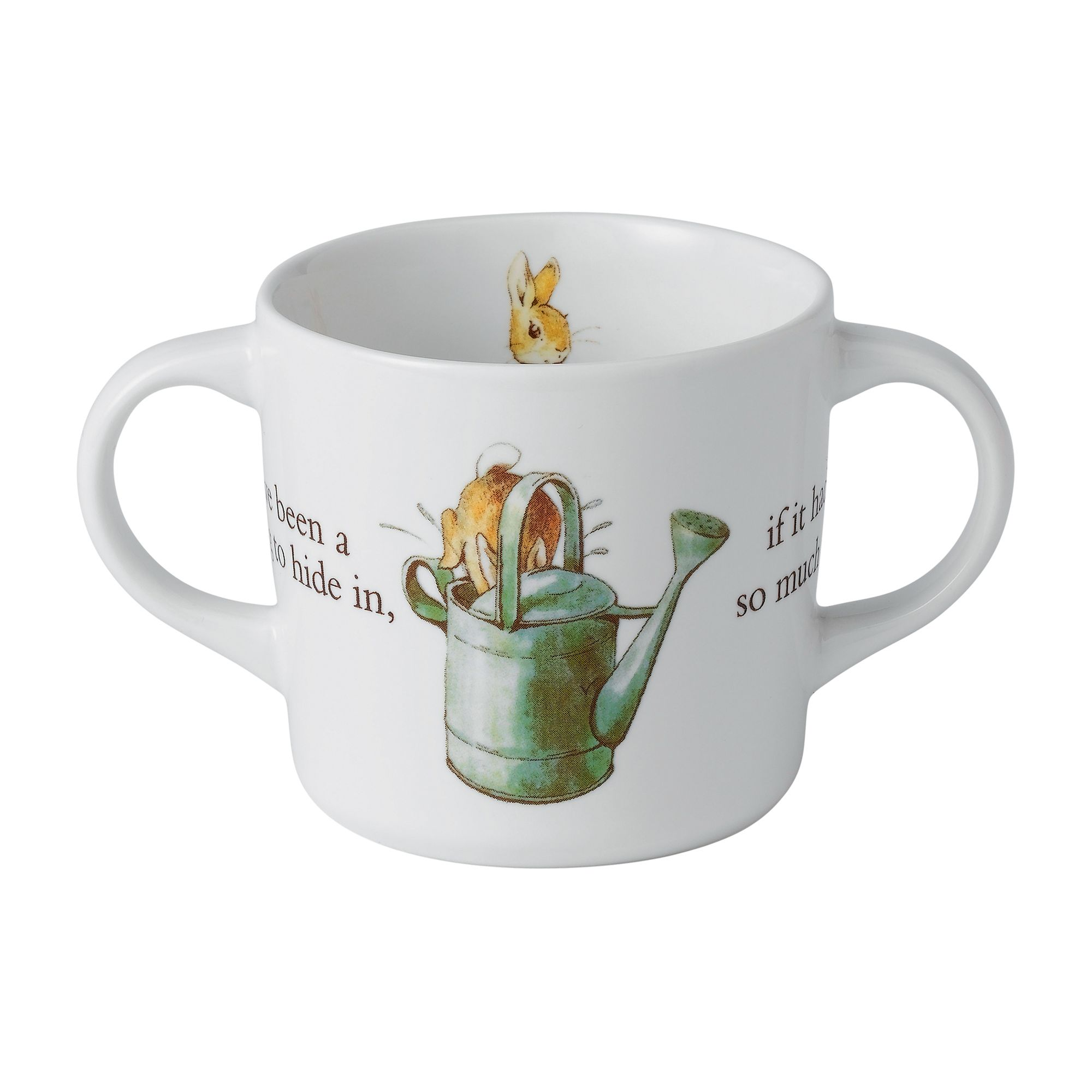 Peter Rabbit Original Two Handled Mug