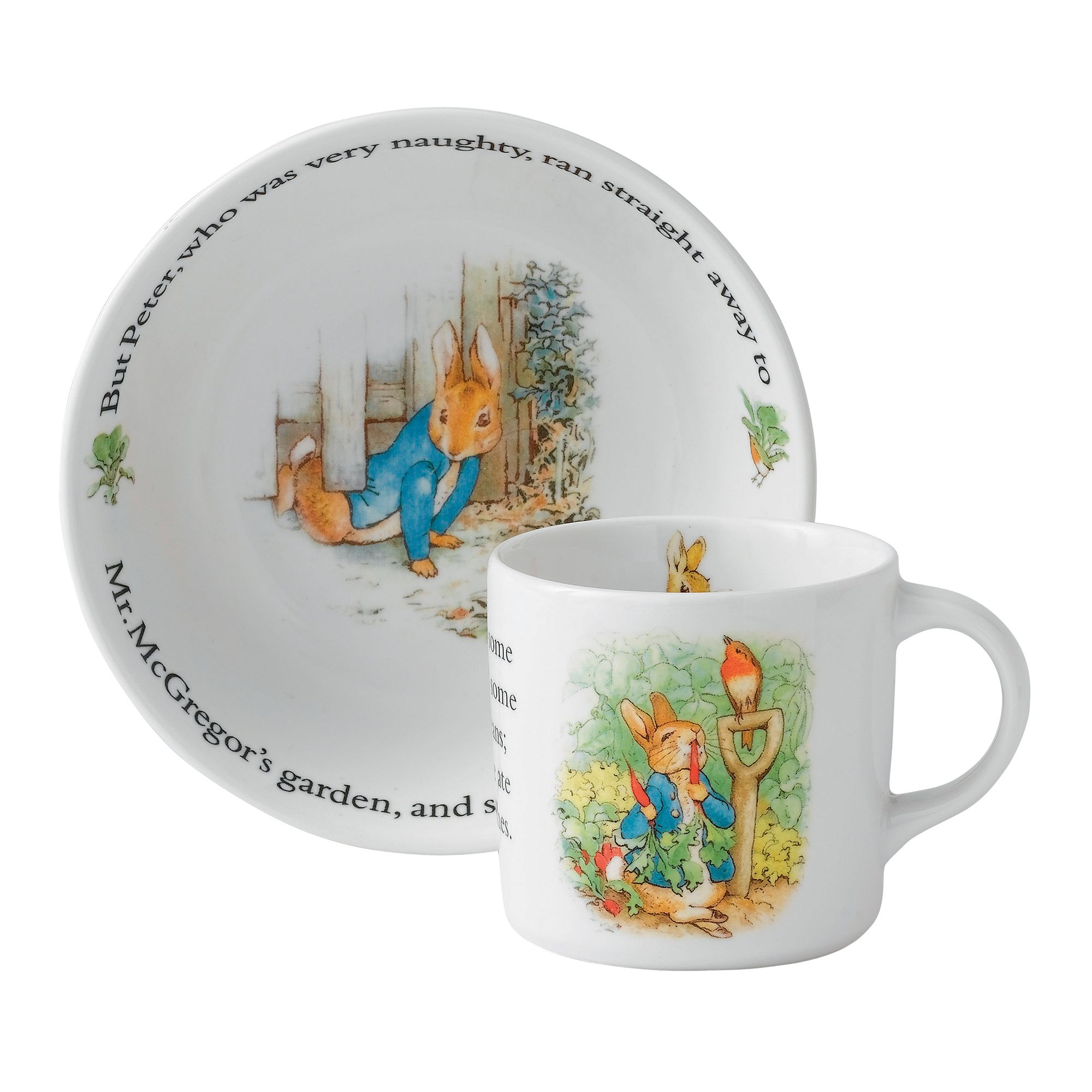 Peter Rabbit Original  2-Piece Set