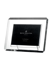 Royal Doulton Bevelled photoframe 7x5