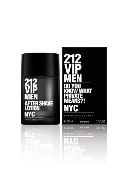 212 VIP Men Aftershave Lotion 100ml