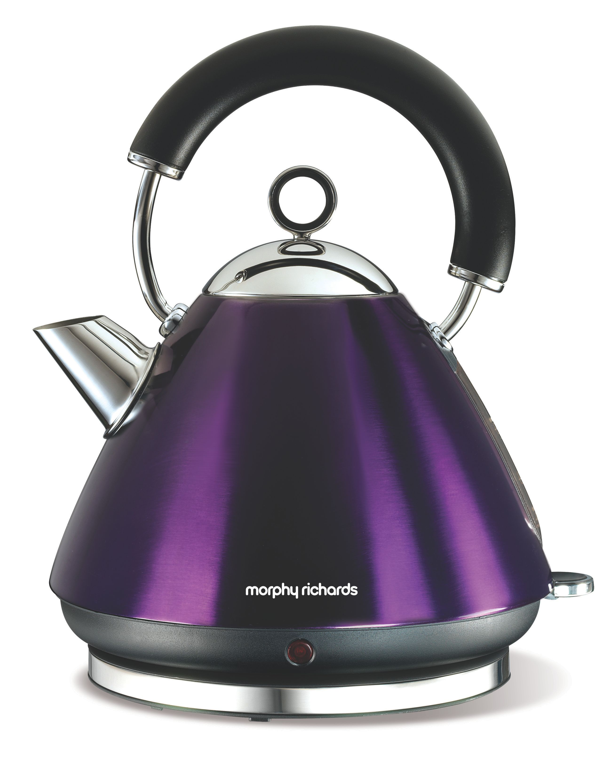 Accents Pyramid Plum Kettle 43769