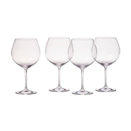 Waterford vintage aromatic red set of 4