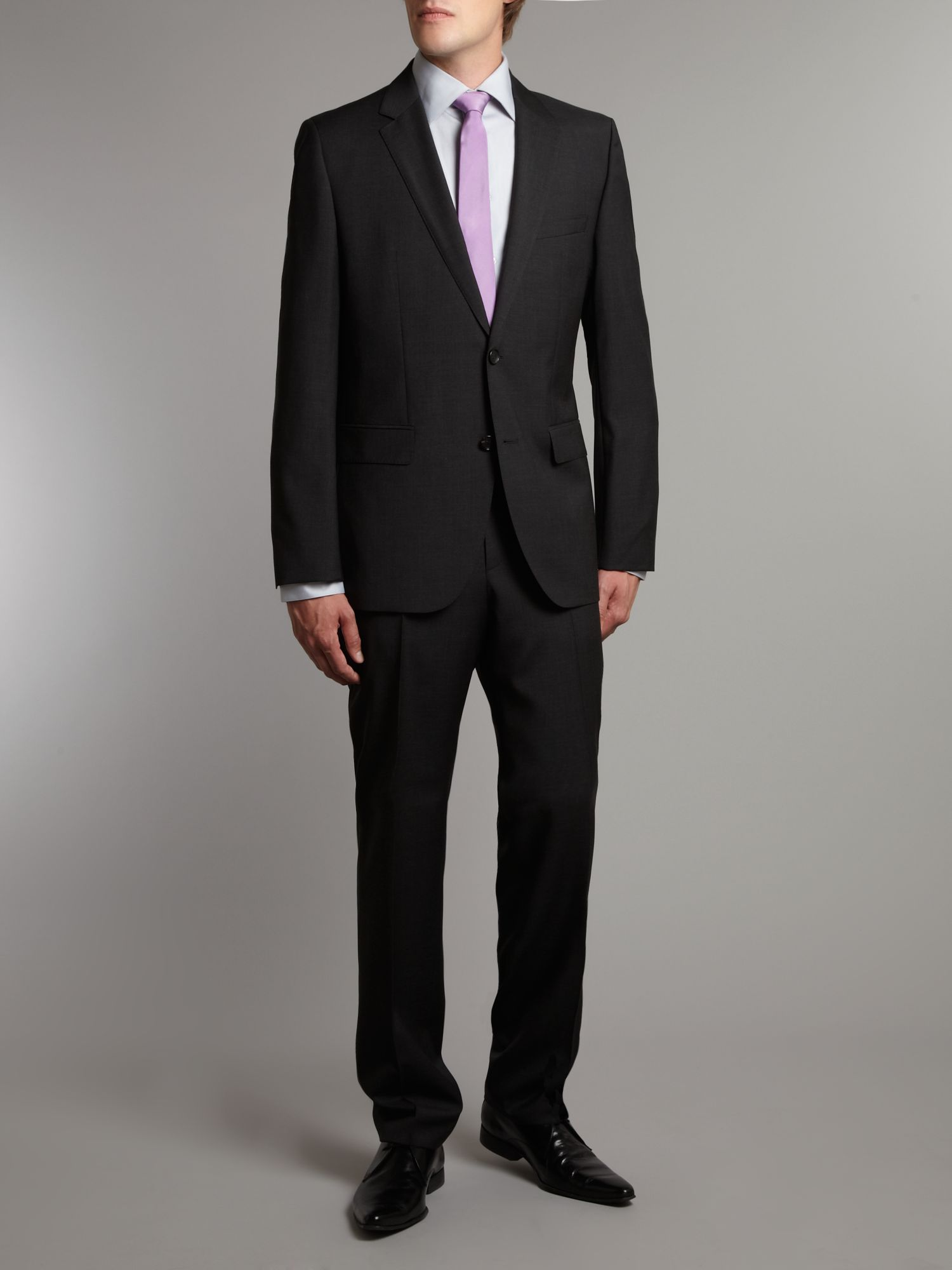Single Breasted James Sharp Regular Fit Suit