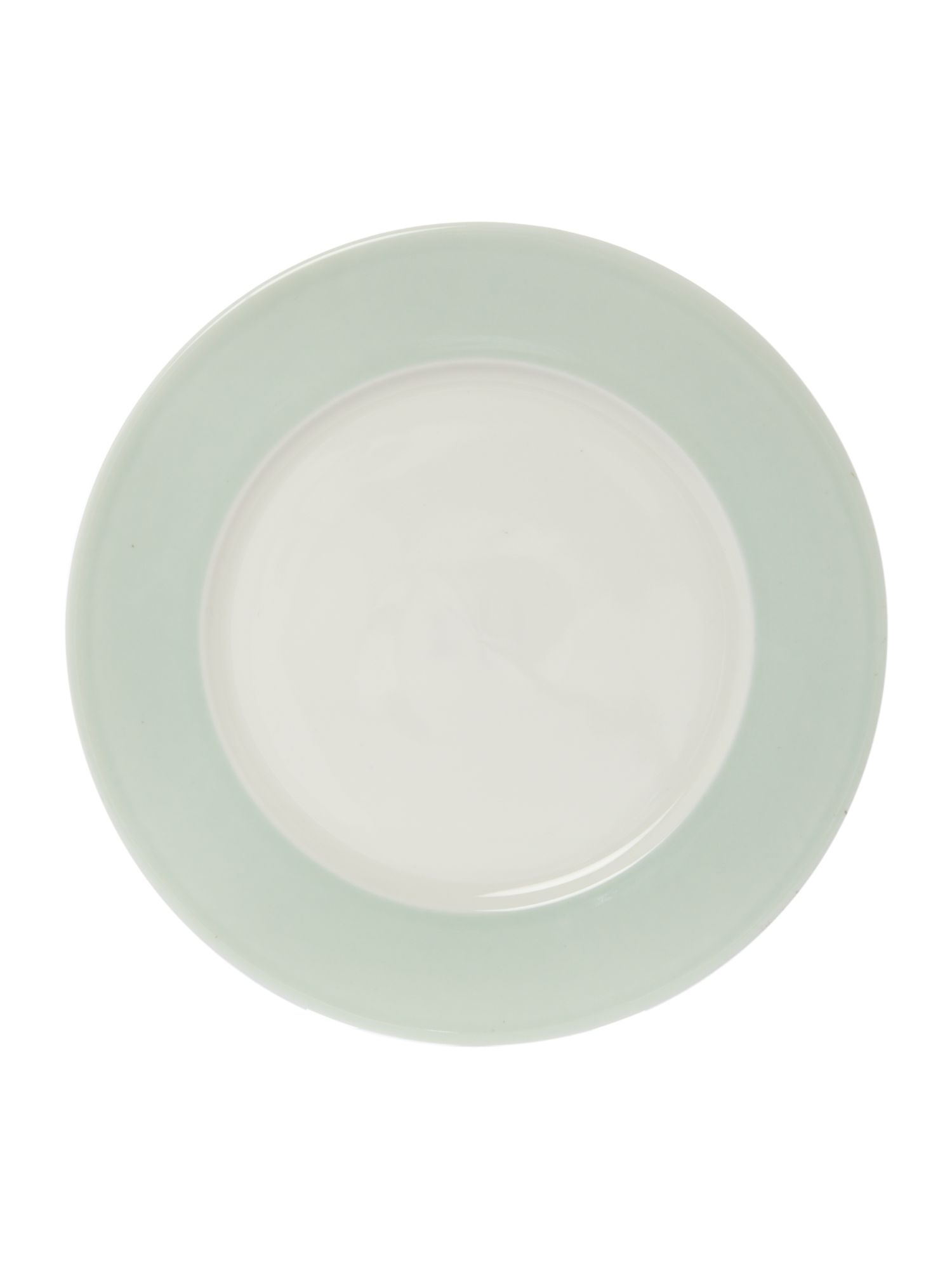 Simplicity sage side plate