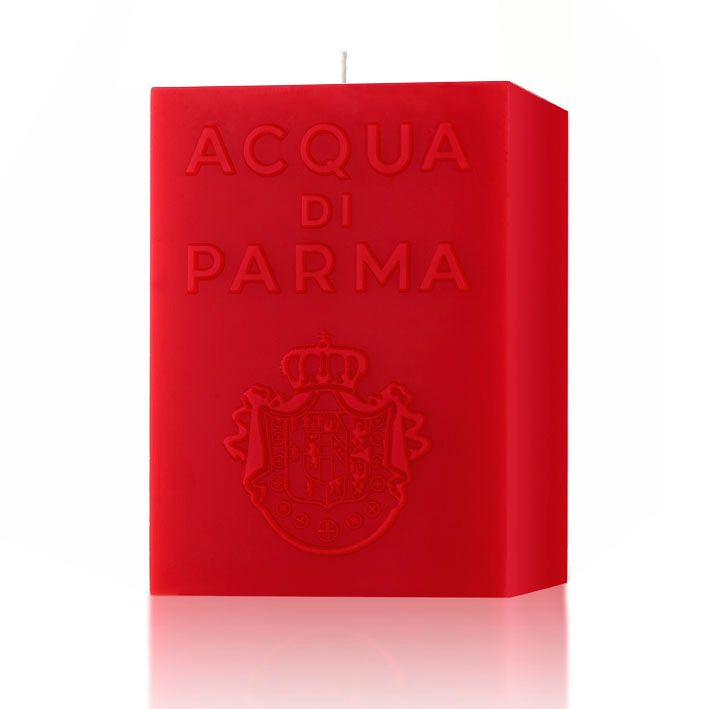 Acqua Di Parma Cube Candle Red Spicy