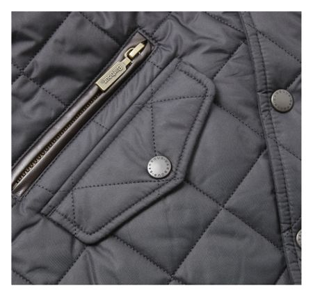 Barbour Boys classic Chelsea quilted jacket