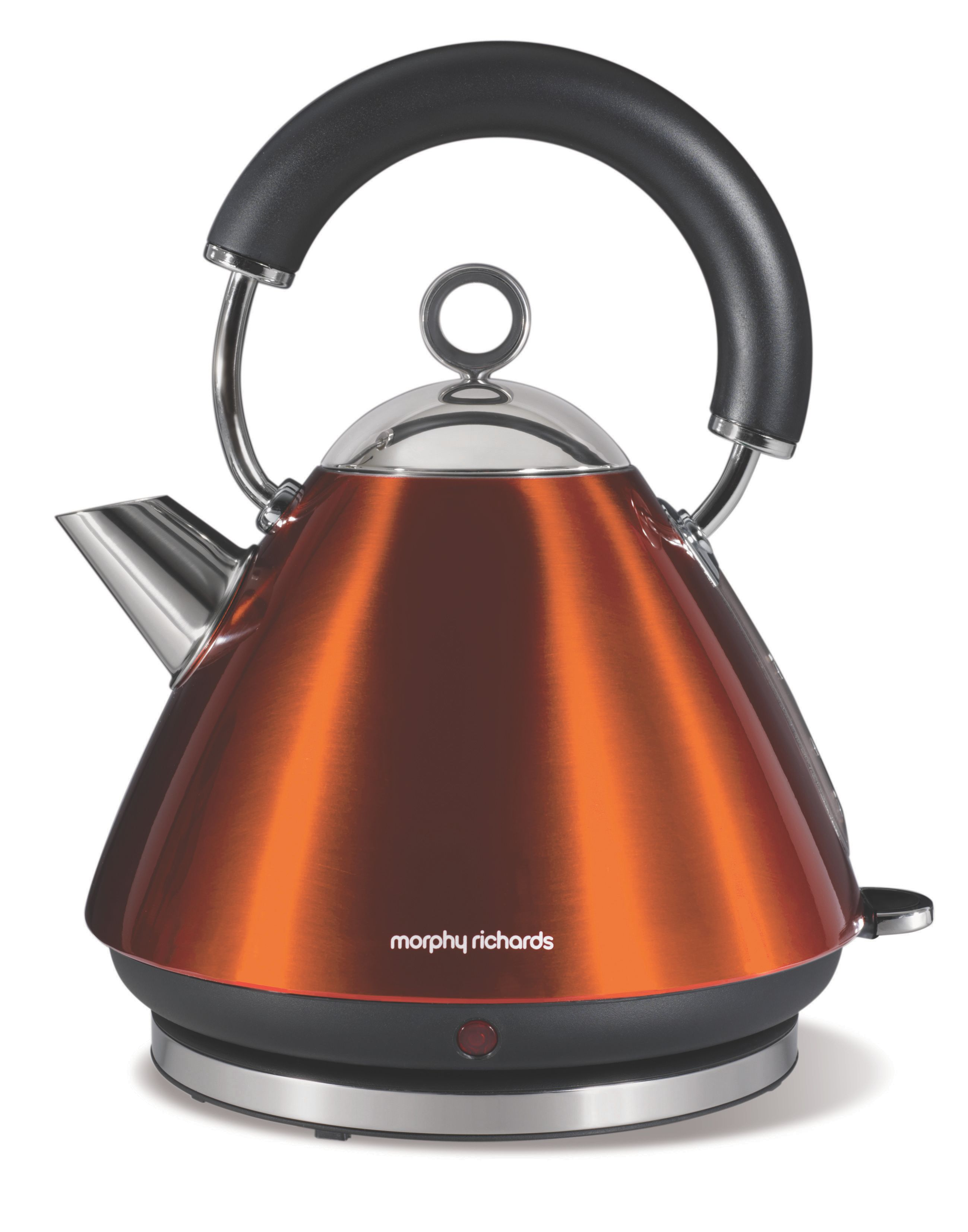 Accents Pyramid Copper Kettle 43778