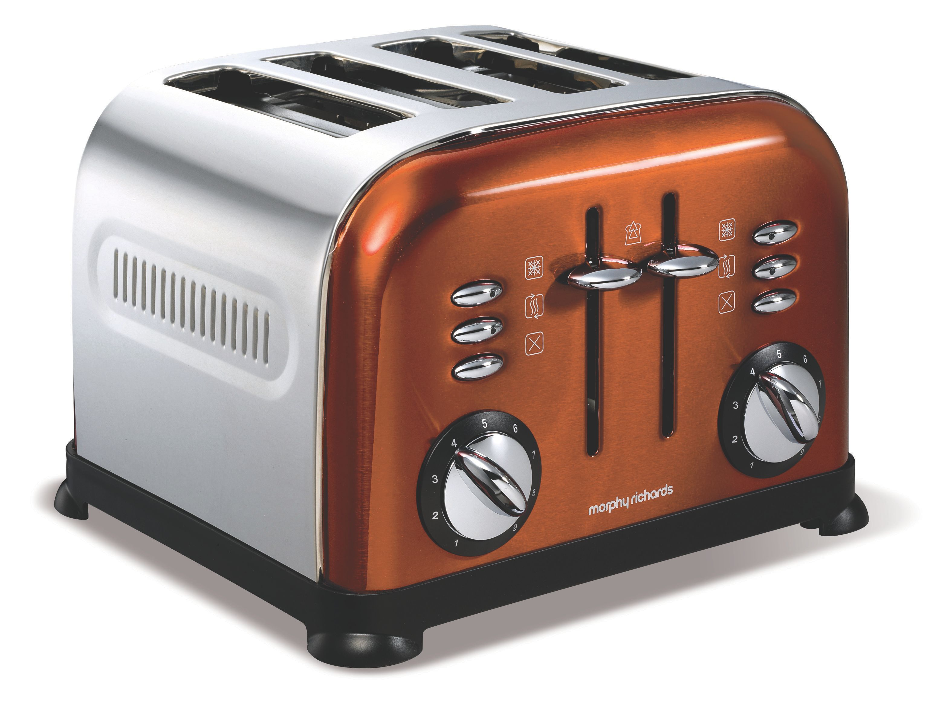 Accents 4-Slice Copper Toaster 44744