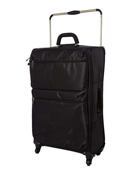Linea IT04 Black 71cm 4 Wheel Case