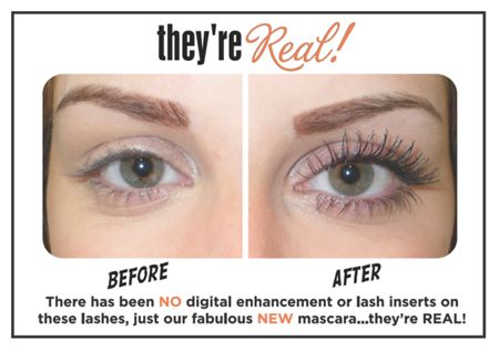 Benefit They`re Real Mascara