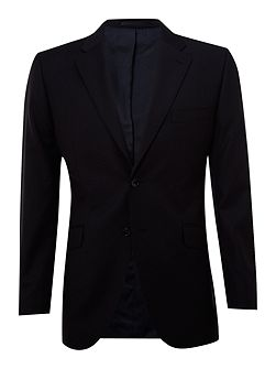 Ford Fine Herringbone Suit Jacket
