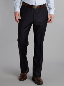 Howick Tailored Fine Herringbone Formal Trouser