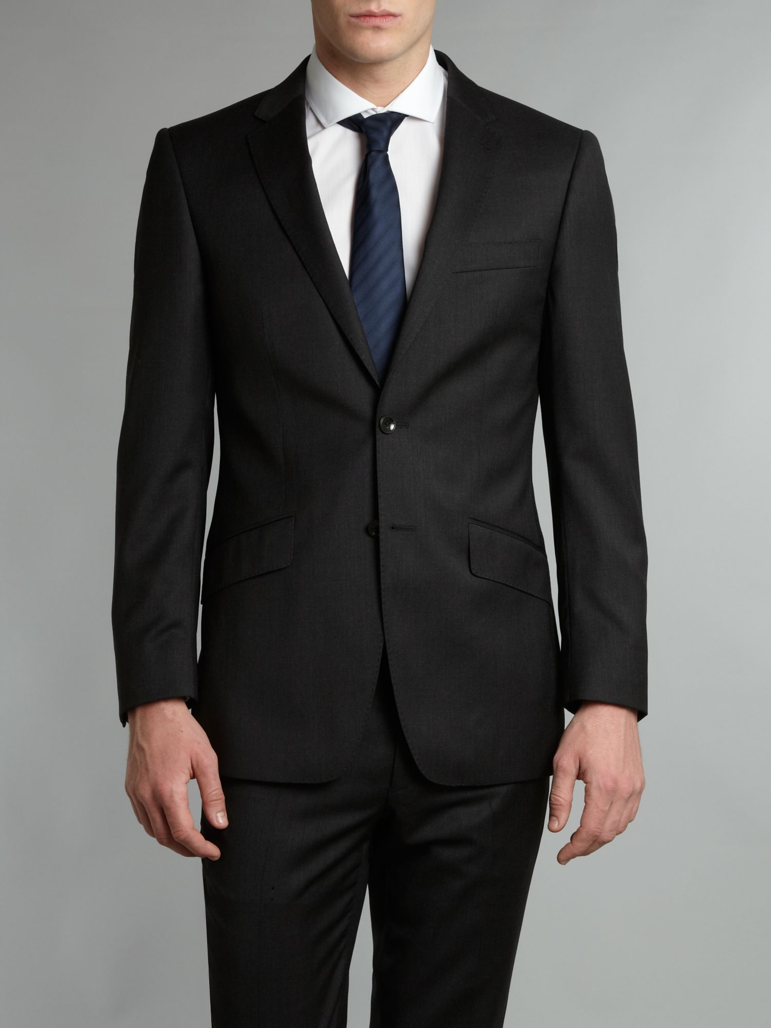 Explorer regular fit suit jacket