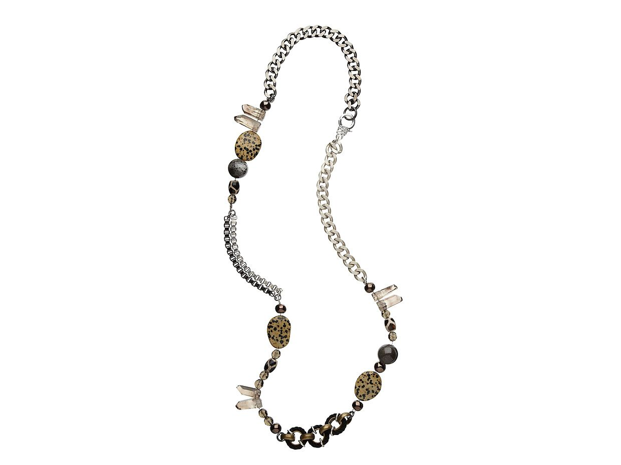 Mimco Sacrifical shard strand necklace