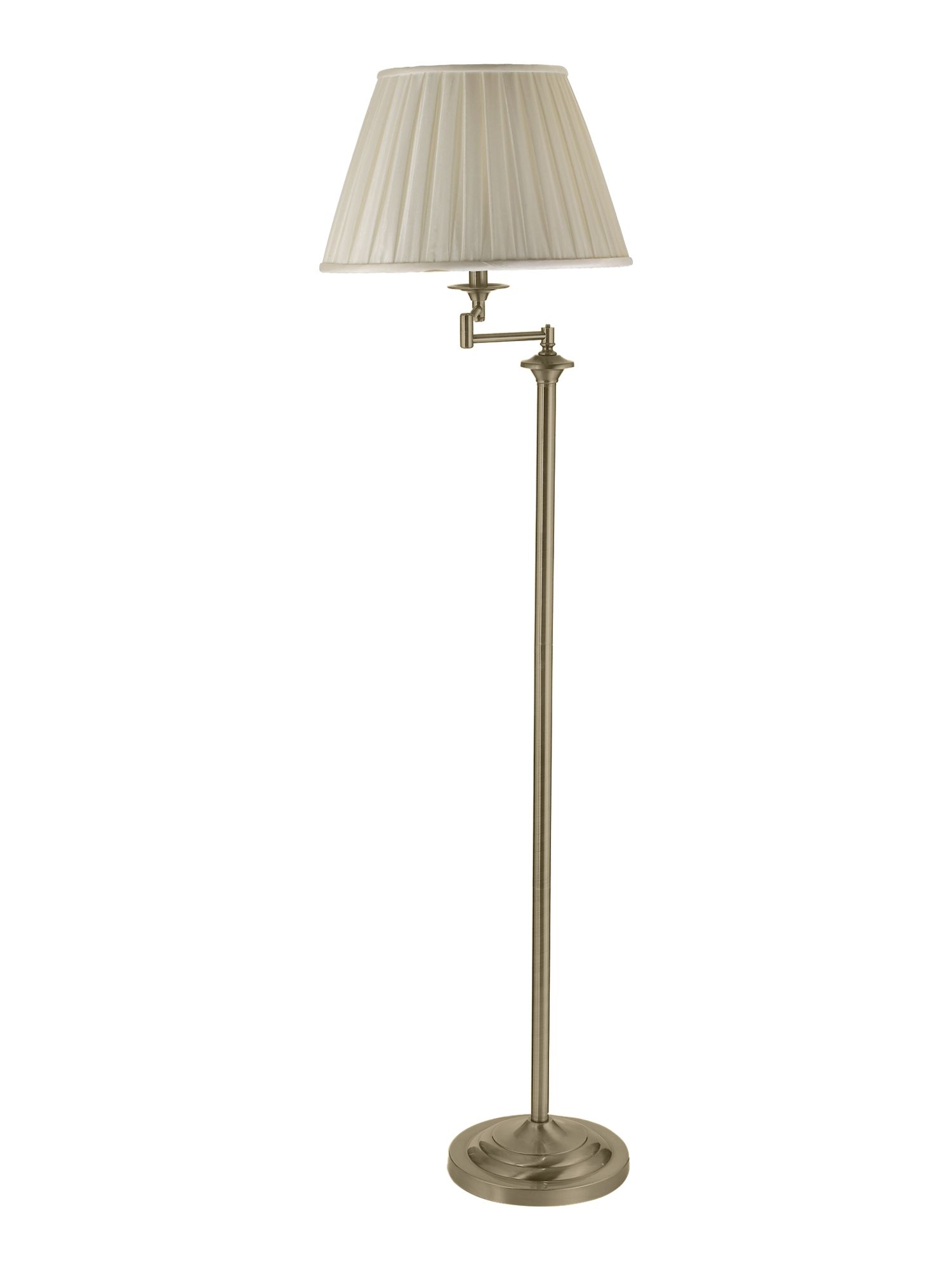 Linea eton floor lamp antique brass bluewater 9500 mozeypictures Gallery