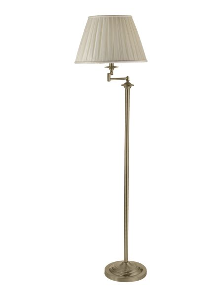 Linea Eton floor lamp Antique Brass