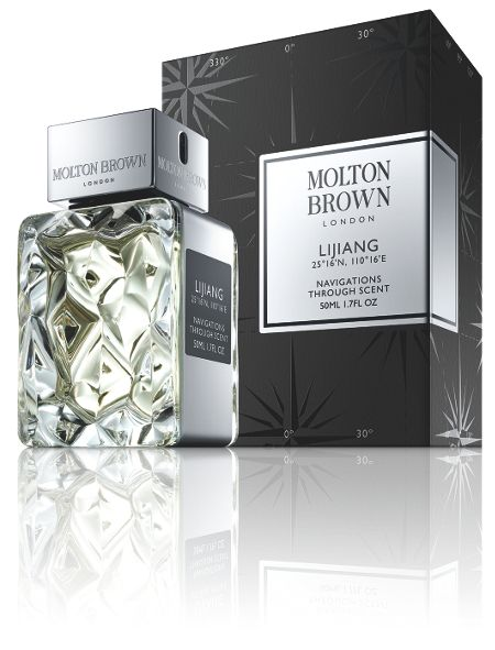 Molton Brown Navigations Through Scent - Lijiang