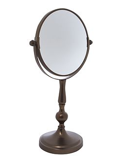 Bronze Magnifying Mirror