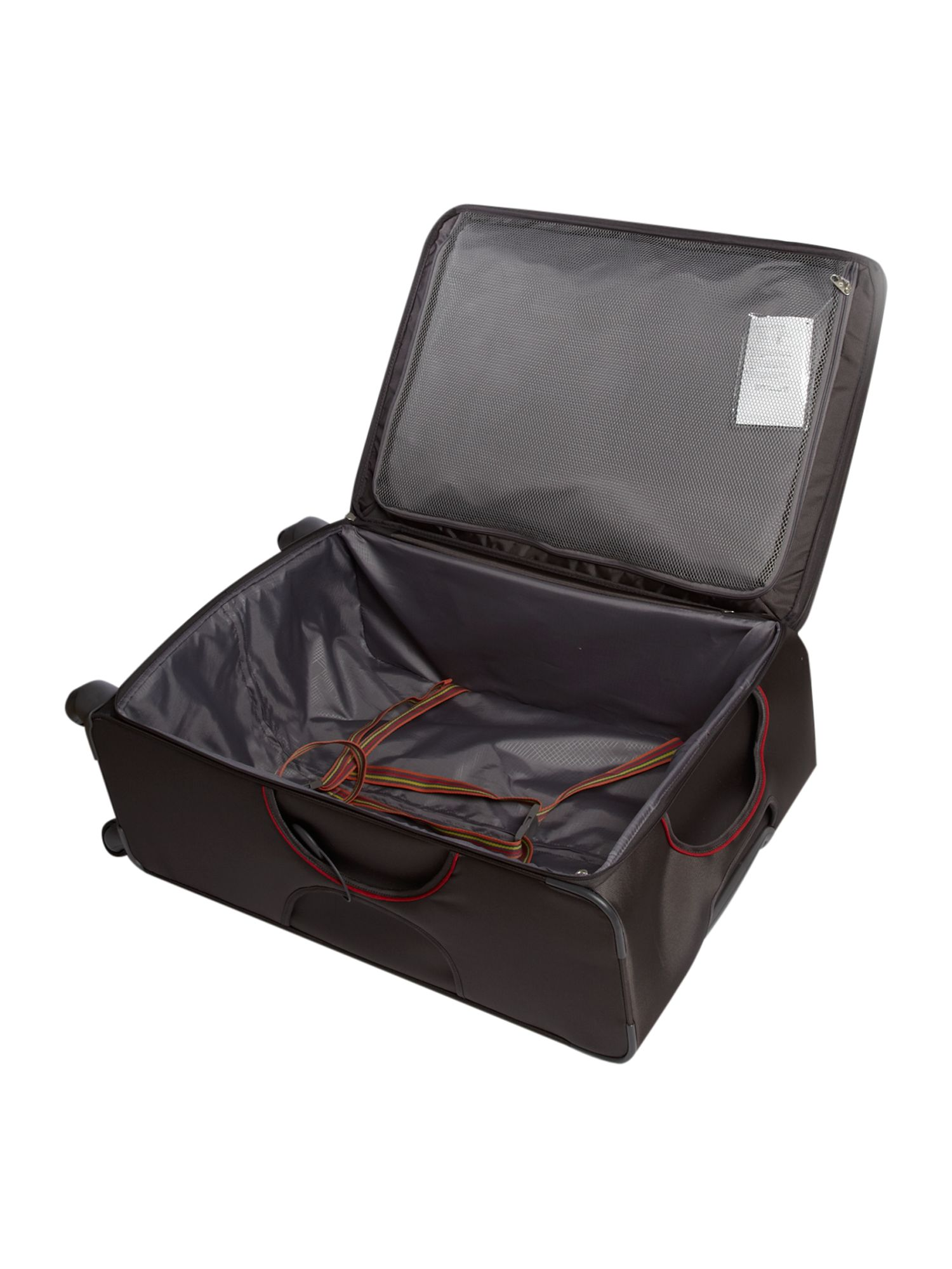 Blite Fresh Charcoal 79cm 4 Wheel Case