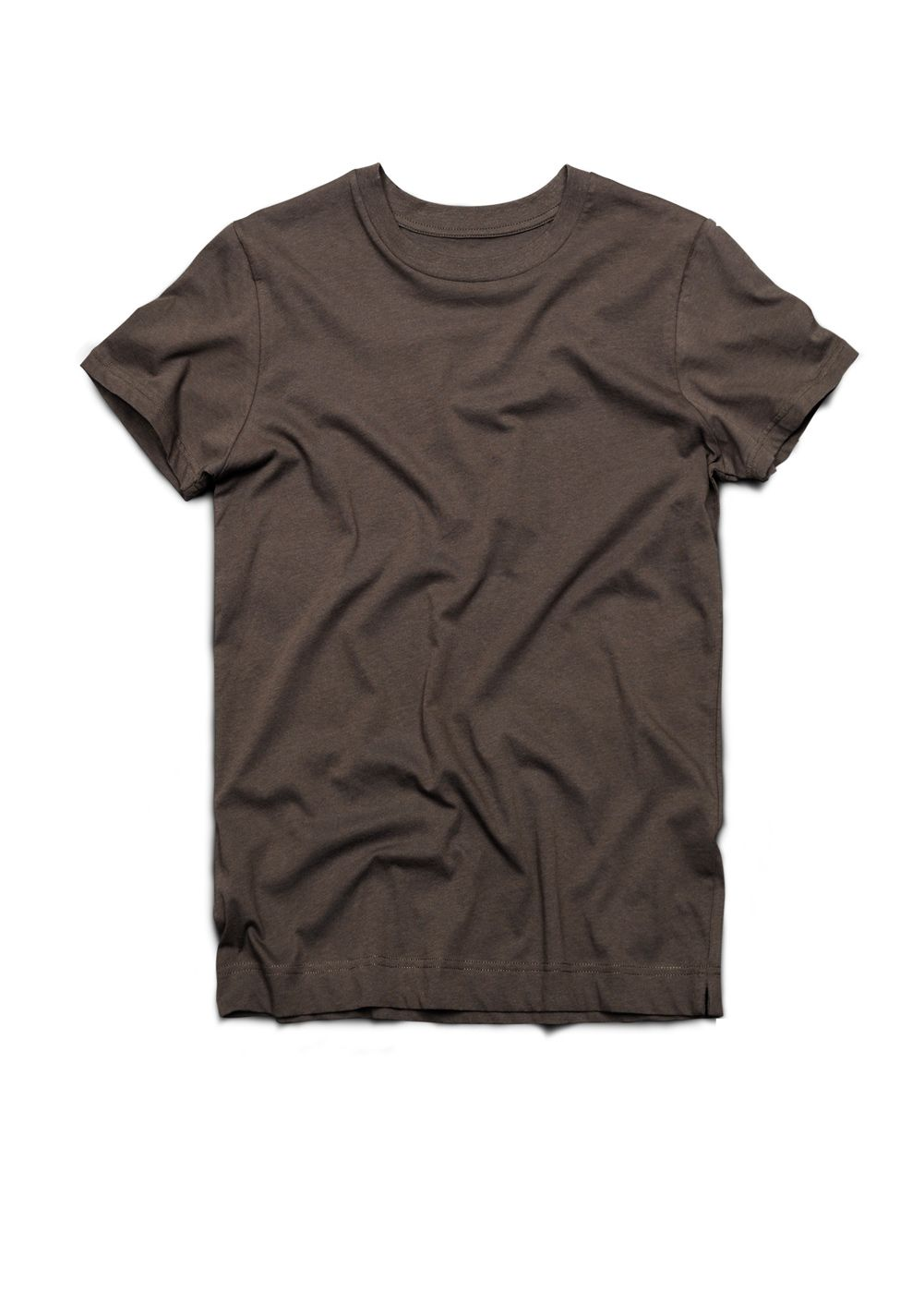 Mango Mens Mango Basic T-shirt, Lichen 158401772 product image
