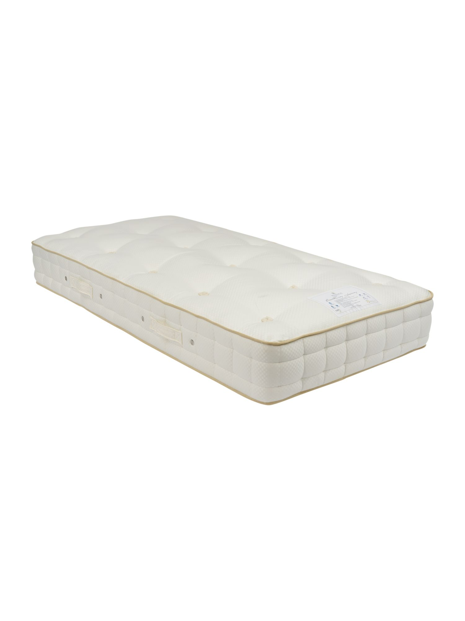 Breatheasy luxury single mattress