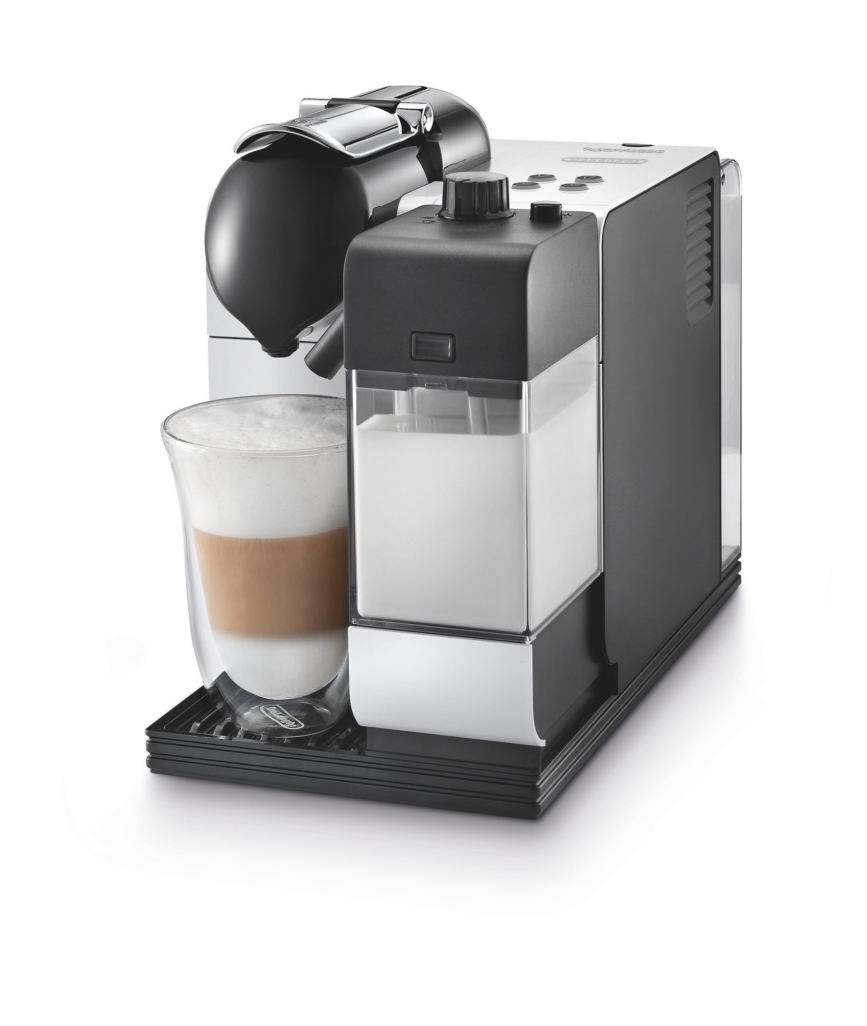 Nespresso Lattissima Plus White EN520.W