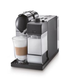 Nespresso Lattissima Plus Coffee Machine Silver
