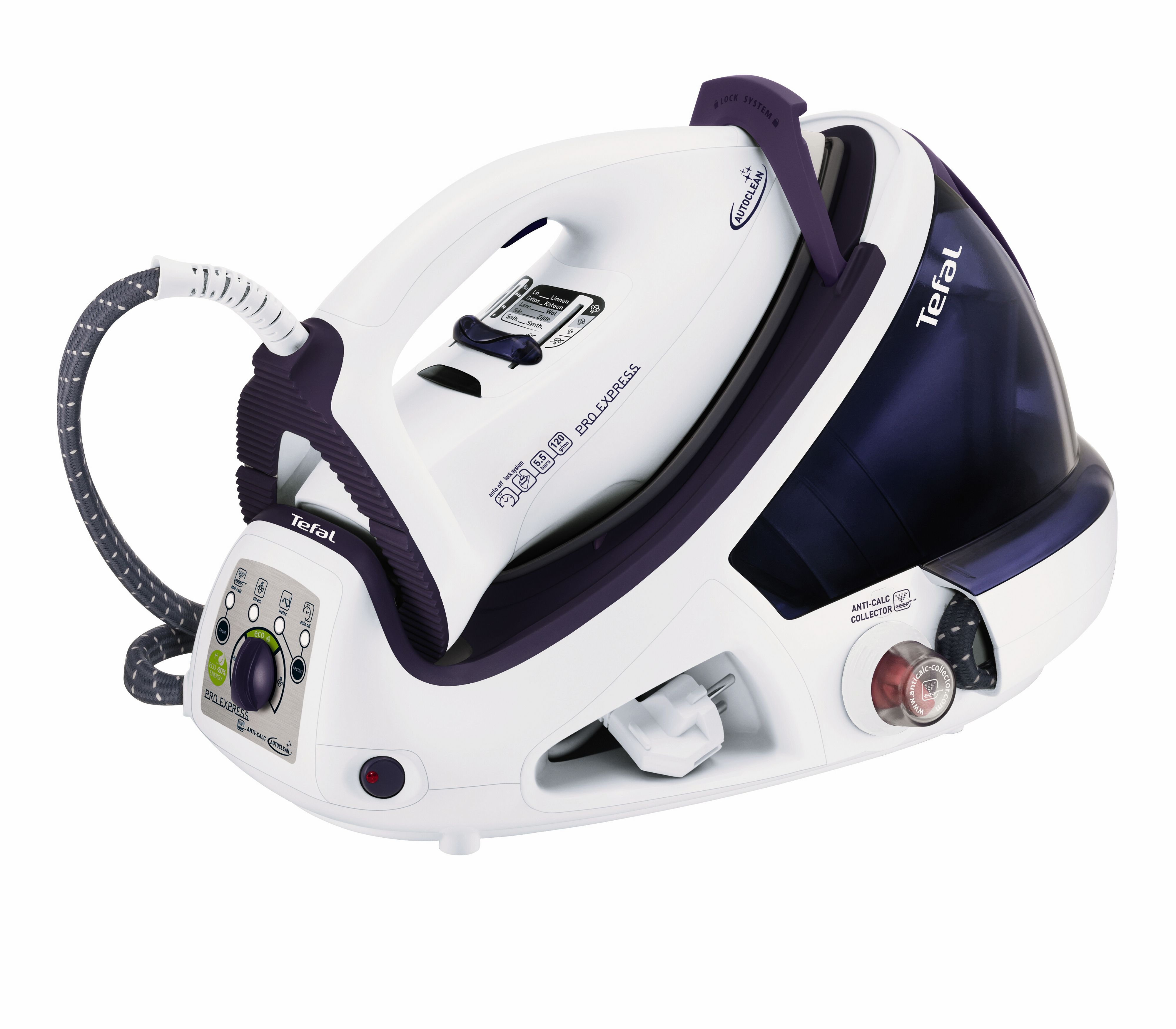 Pro express steam generator GV8430