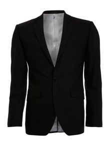 Patterson wool stretch suit jacket